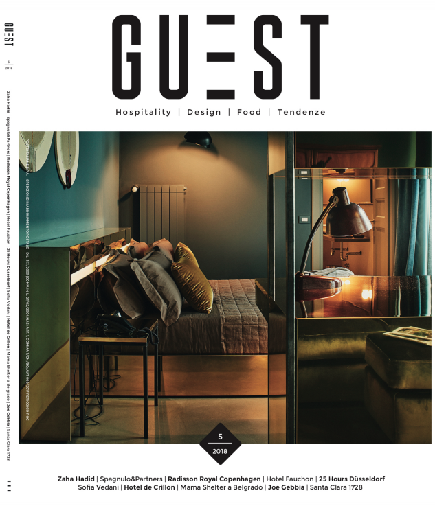 GUEST: Hospitality | Design | Food | Tenedenze
